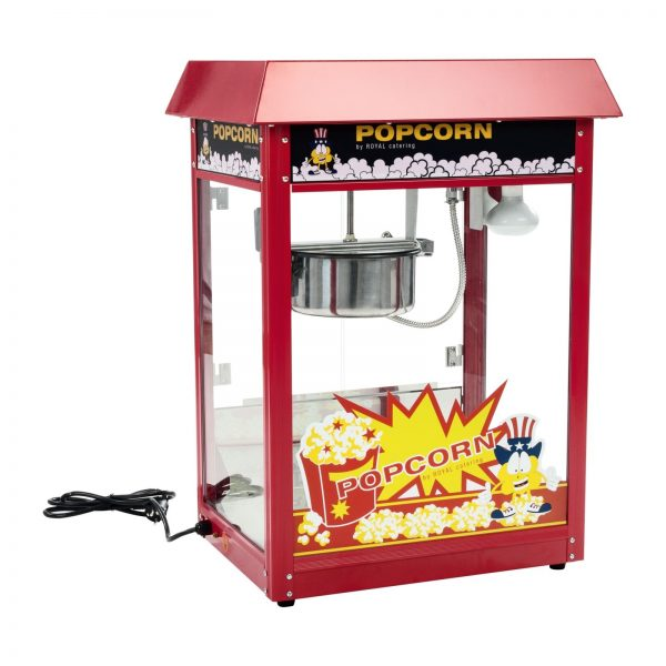 Stroj na popcorn - 1600 W | RCPR-16E