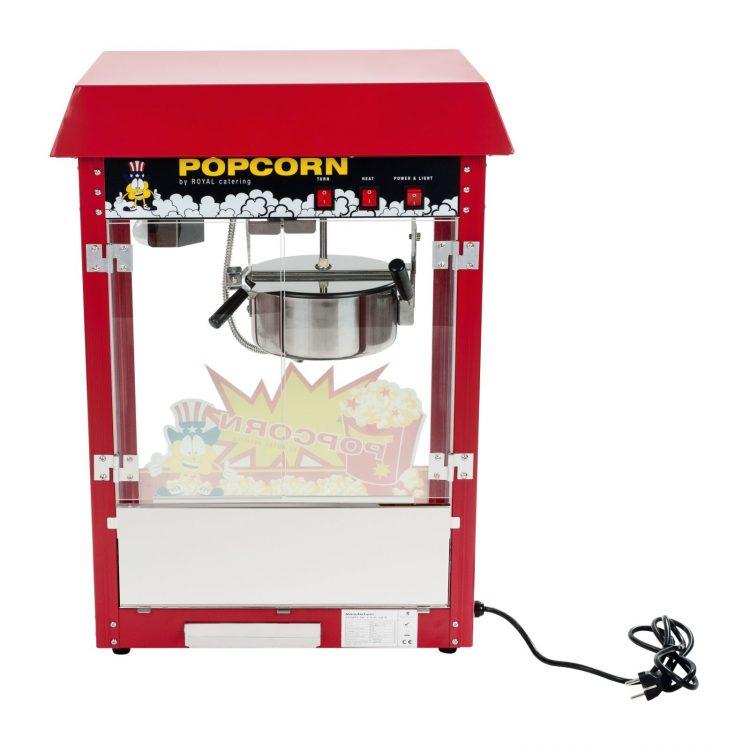Stroj na popcorn 1600W 4