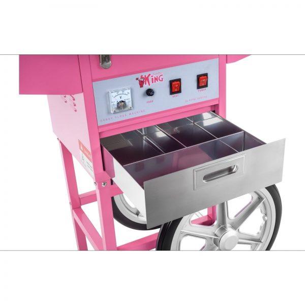 Stroj na cukrovú vatu RCZC-1200XL 2