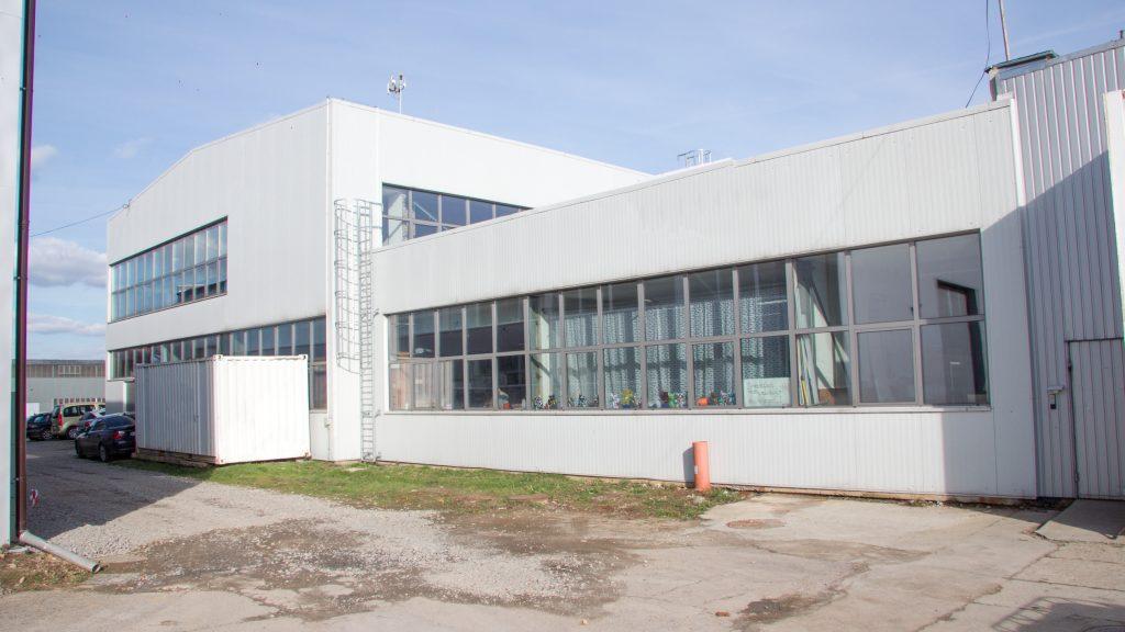 Skladové priestory PL - Krosno - ul. Żwiriki i Wigury 6