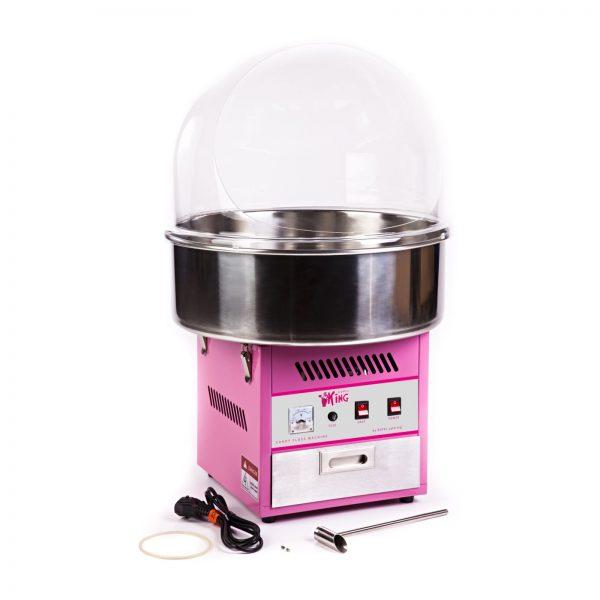 Stroj na cukrovú vatu RCZK-1200E 1