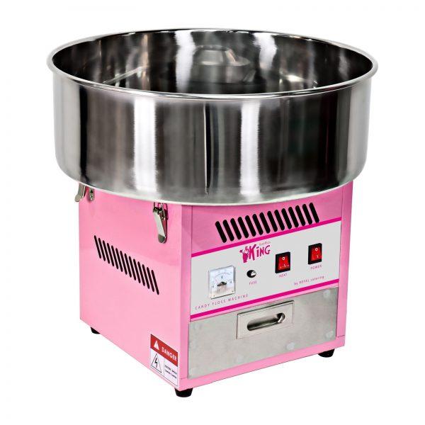 Stroj na cukrovú vatu RCZK-1200E 3