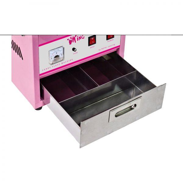 Stroj na cukrovú vatu RCZK-1200-W 5