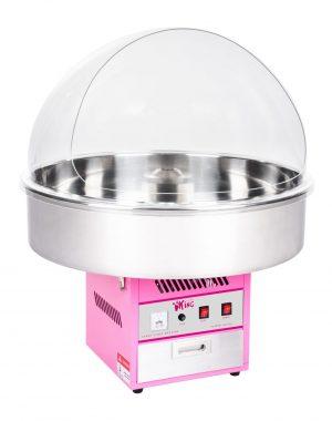 Stroj na cukrovú vatu - 72 cm - s ochranným krytom 1