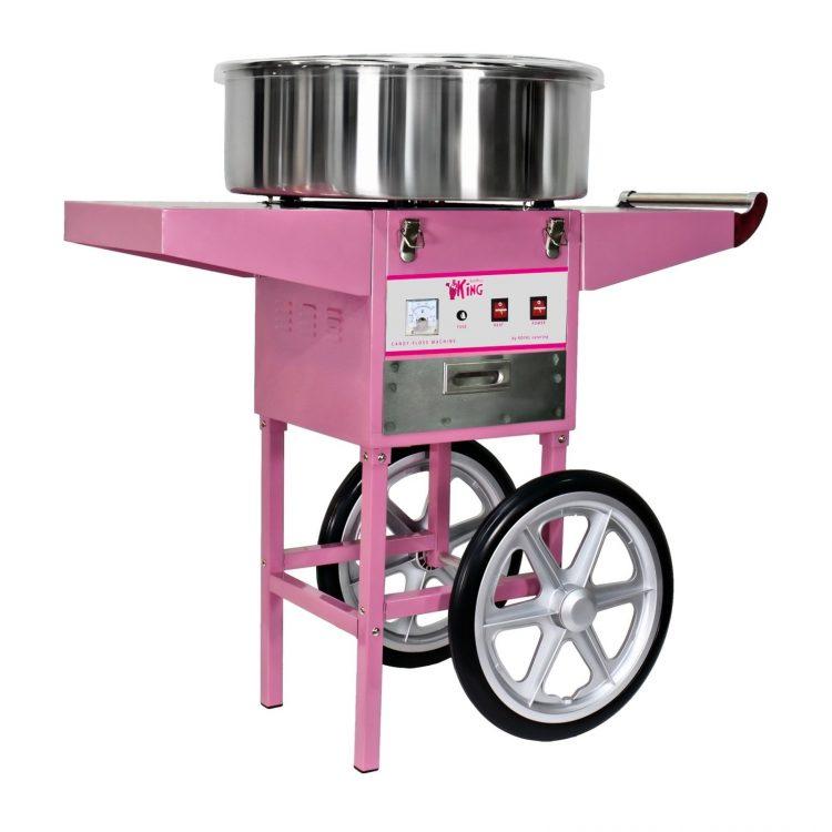 Stroj na cukrovú vatu | RCZC-1200-W