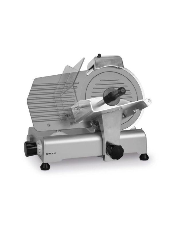Nárezový stroj KITCHEN LINE 250 s teflónovým povrchom - HENDI 210222 1