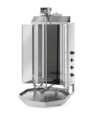 Kebab/Gyros gril elektrický PROFI LINE - HENDI 226018 1