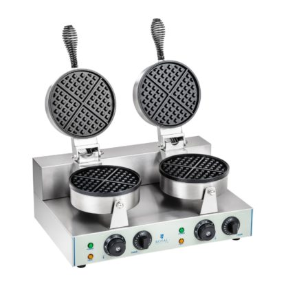 Vaflovač ROYAL CATERING RCWM-2600-R 1