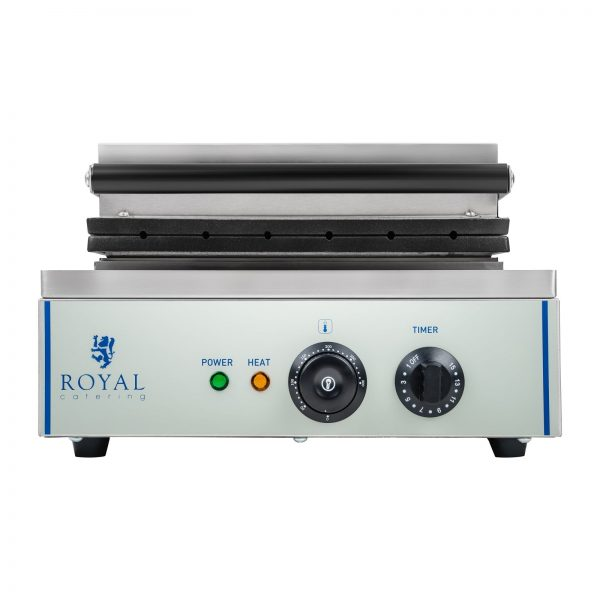 Vaflovač - Corn dog ROYAL CATERING RCWM-1500-S 4