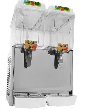 Elektrický dávkovač nápojov 2x12L SODA+ 1