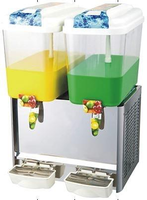 Elektrický dávkovač nápojov 2x12L SODA+ 2