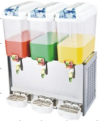 Elektrický dávkovač nápojov 3x12L SODA+ 1