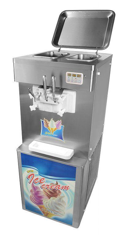 Stroj na zmrzlinu – na kolieskach SODA+ 1