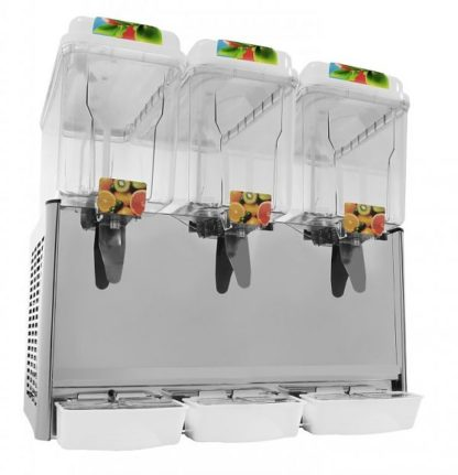 Elektrický dávkovač nápojov 3x12L SODA+ 3