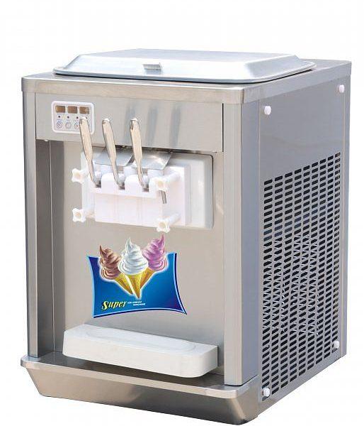 Stroj na zmrzlinu -stolový SODA+ 1