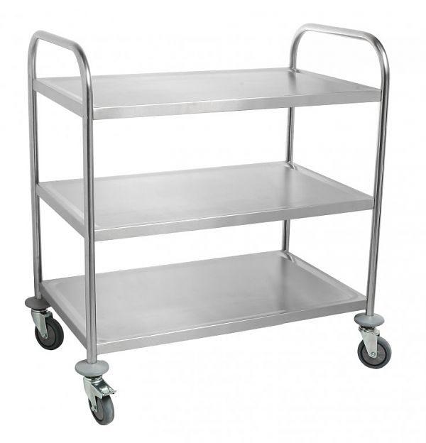Servírovací vozík - trojpolicový SODA+