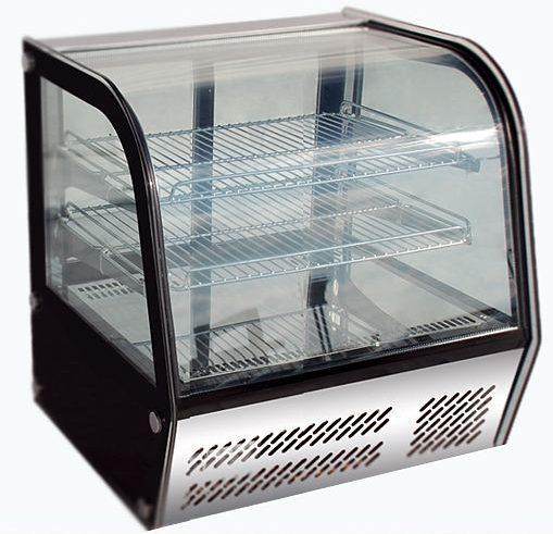 Chladiaca vitrína - nadpultová 100L CoolHead | SODA+ 20L