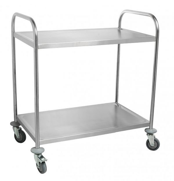 Servírovací vozík - dvojpolicový SODA+ 2