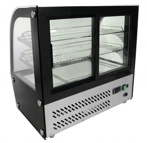 Chladiaca vitrína - nadpultová 100L SODA+ 1