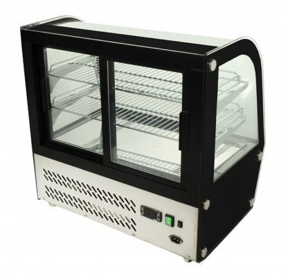 Chladiaca vitrína - nadpultová 100L SODA+ 3