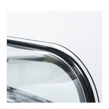 Chladiaca vitrína - nadpultová 120 L - CoolHead SODA+ 2