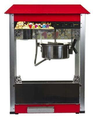 Stroj na popcorn - 8 Oz 1450W Soda Pluss 3