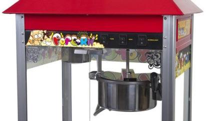 Stroj na popcorn - 8 Oz 1450W Soda Pluss 8