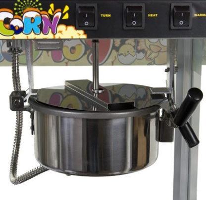 Stroj na popcorn - 8 Oz 1450W Soda Pluss 7