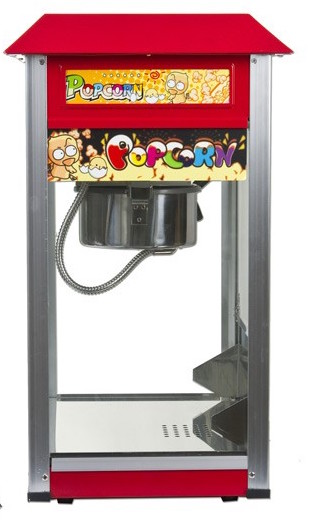 Stroj na popcorn - 8 Oz 1450W Soda Pluss 6