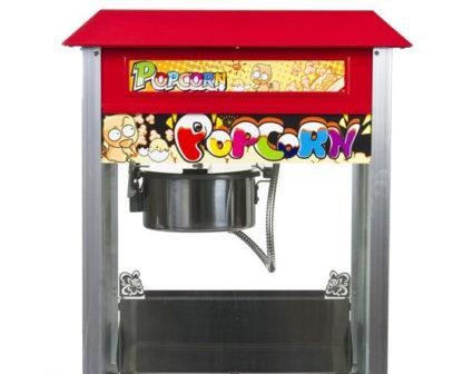 Stroj na popcorn - 8 Oz 1450W Soda Pluss 4