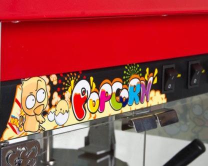 Stroj na popcorn - 8 Oz 1450W Soda Pluss 5