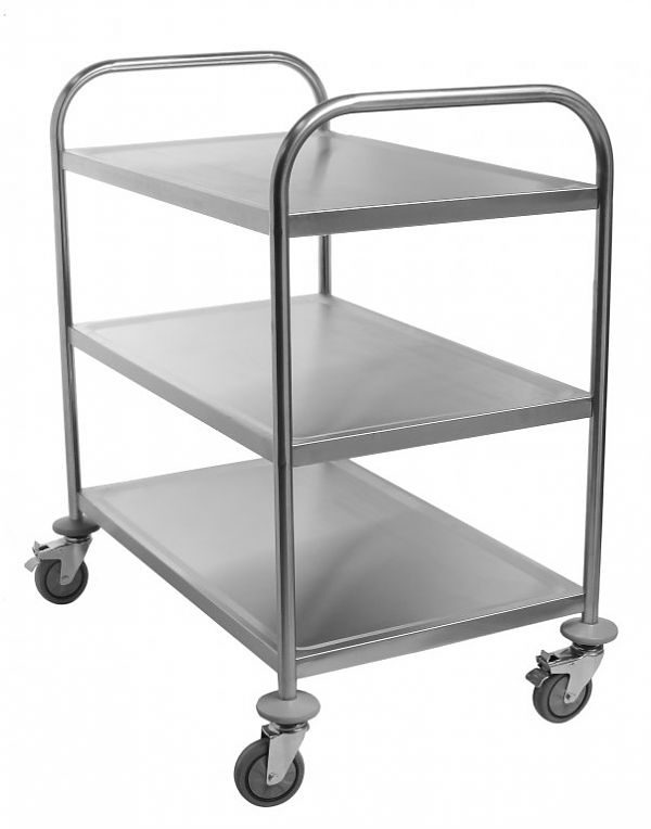 Servírovací vozík - trojpolicový SODA+ 2