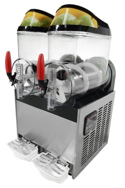 Výrobník ľadovej drte 2x10L GRANITOR, SODA+ 1