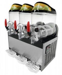 Stroje na ľadovú drť