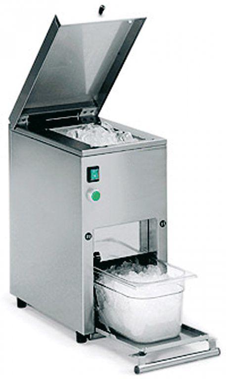Výrobník kockového ľadu HEAVY DUTY, SODA+ 1