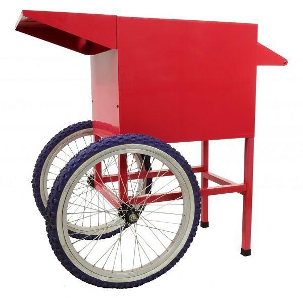 Vozík k stroju na popcorn 8 Oz 2