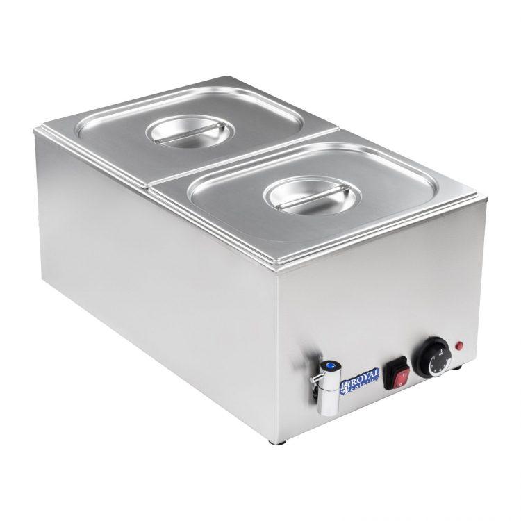 Vodný kúpeľ RCBM-1/2 - gastronádoba 1