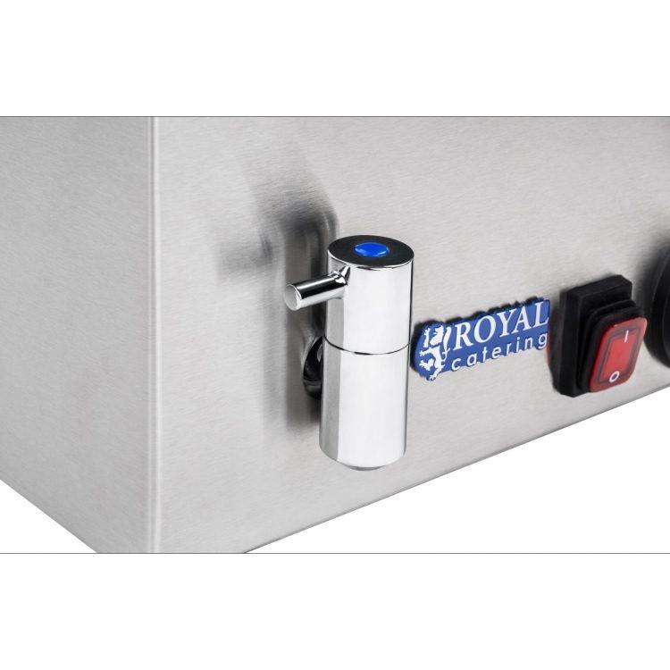 Vodný kúpeľ RCBM-1/2 - gastronádoba 4