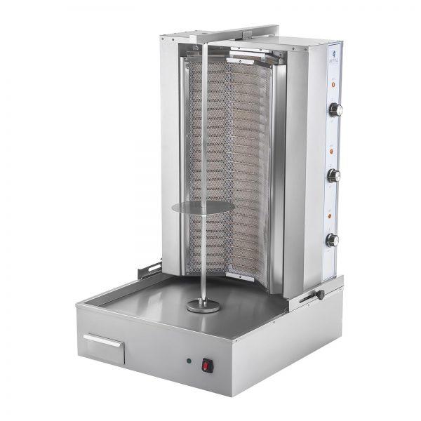 Gril na kebab a gyros RCEK-380 – 6000 W – 400 V 7