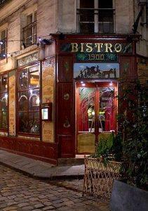 bistro paris 1900