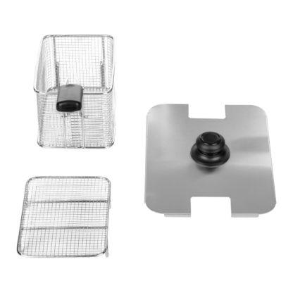 Fritéza 1x8L - EGO termostat (1150) - 6