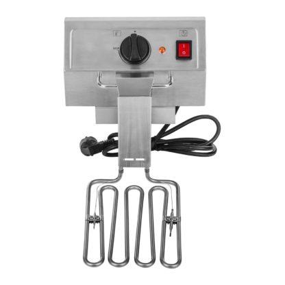 Fritéza 1x8L - EGO termostat (1150) - 5