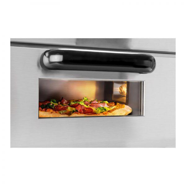 Pec na pizzu - 1 komora, 2000W (5300) - 4