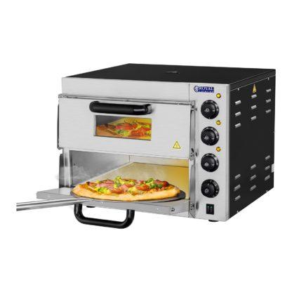 Pec na pizzu - 2 komory, 3000 W (1571) - 5