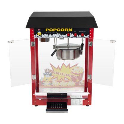 Stroj na popcorn - 1600W - (čierny) - 3