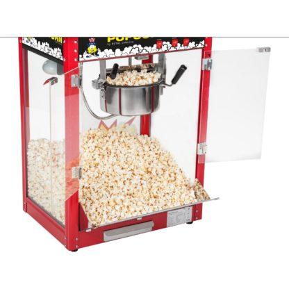 Stroj na popcorn - 1600W - (čierny) - 4