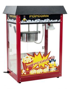 Stroj na popcorn - 1600 W - čierny | RCPS-16E