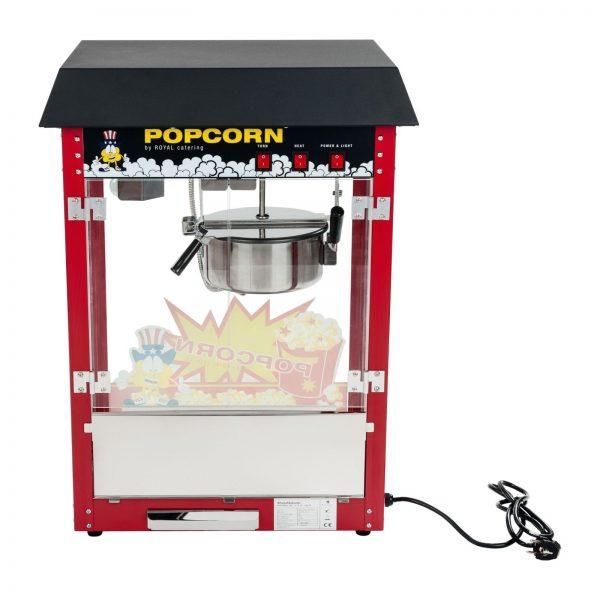Stroj na popcorn - 1600W - (čierny) - 1