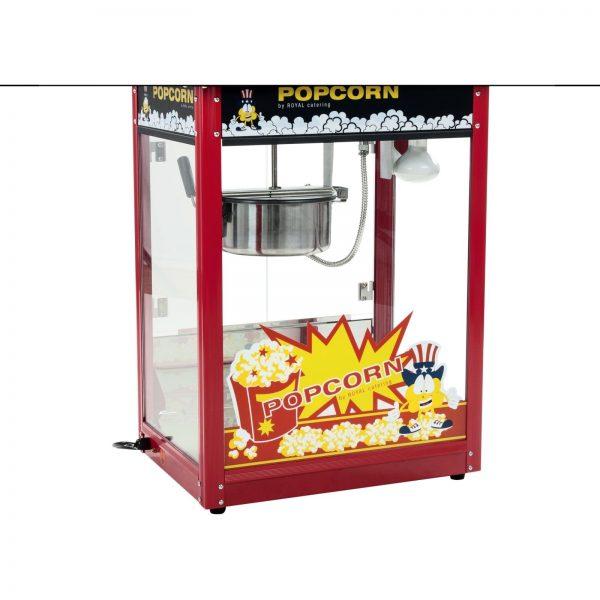Stroj na popcorn - 1600W - (čierny) - 2