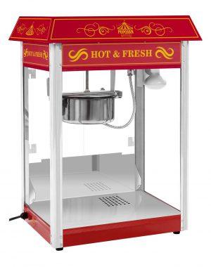 Stroj na popcorn - RETRO dizajn - 1600 W | RCPS-16.3